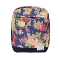 HERB BAG FLOWER NAVY