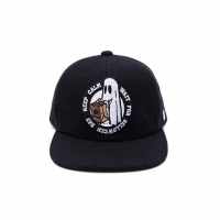 [벨로윈]BELLOWEEN GHOST SNAPBACK (BLACK)