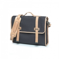 MV 2STRAP CROSS BAG - Gray