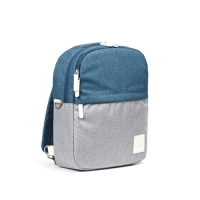 [데이라이프]DAYLIFE CUBE BACKPACK (NAVY/GRAY)