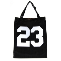 23 TOTE BAG (BLACK)