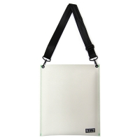 PARTICLE CROSS BAG (WHITE)