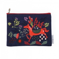 My Garden.- Fabric Pouch