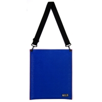 PARTICLE CROSS BAG (BLUE)