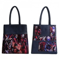 Geometric 4 - 2 Way Totebag