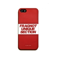 i-Phone cover red case